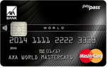 AXA World Mastercard
